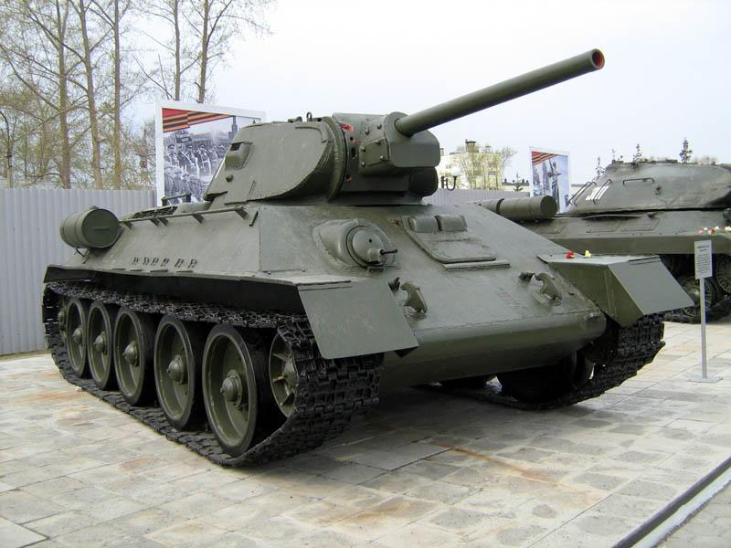 Картинку танка т 34