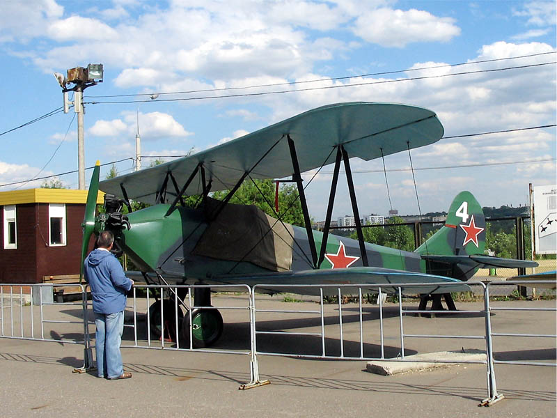 二战苏制军用飞机大全